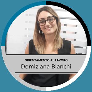 Domiziana Bianchi - orientamento al lavoro