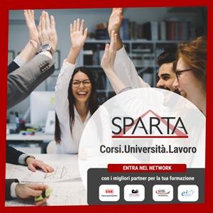 Opportunità di lavoro a Matera: network Sparta Formazione