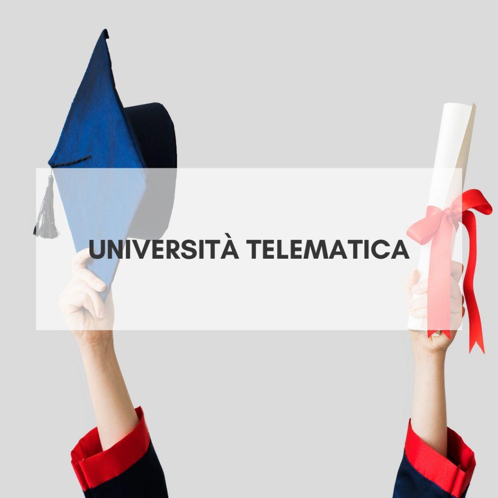 università telematiche pegaso e mercatorum a Matera